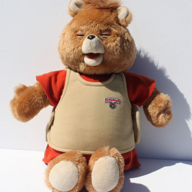 No, Teddy Ruxpin is Not out to get you.