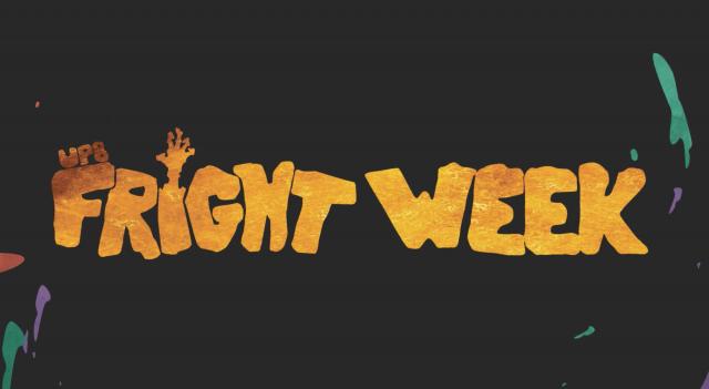Fright Week Infoscreen